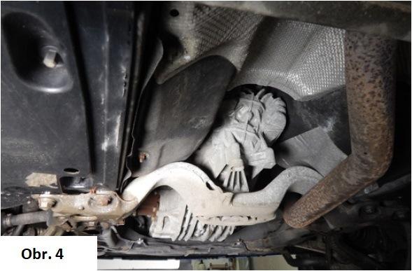 Výmena spojky na Audi A4 5