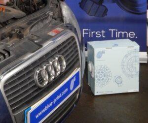 Výmena spojky na Audi A4 s motorom 2.0 TDi