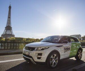 Valeo a revoluce mobility na veletrhu IAA Mobility 2021