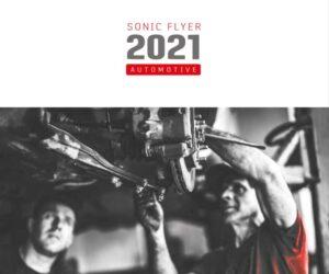 Firma Inter Cars predstavuje prehľad nástrojov a vozíkov od Sonicu