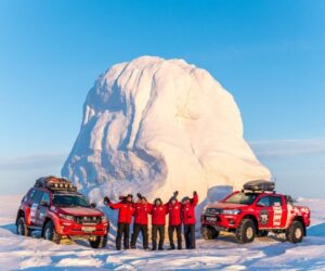 KYB: Expedice k pólu chladu