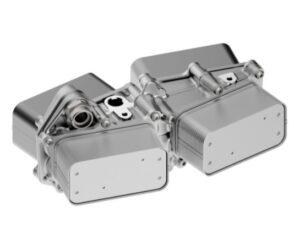 Firma UFI Filters představuje chladicí modul e-nápravy těžkých nákladních vozidel s nulovými emisemi