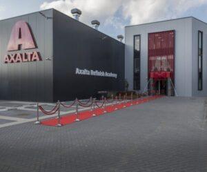 Axalta otevírá supermoderní sídlo v Nizozemsku