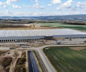 Continental otvorí nové logistické centrum pneumatík pre strednú a východnú Európu
