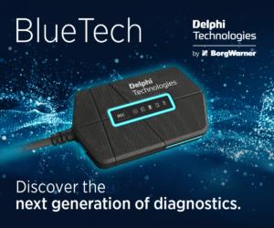 Delphi Technologies představuje diagnostické zařízení BlueTech