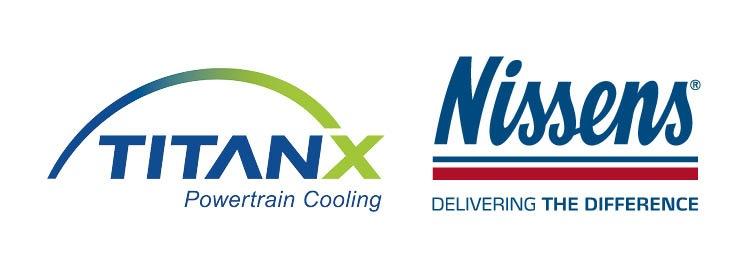 TitanX a Nissens logo