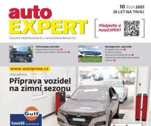 AutoEXPERT říjen 2021